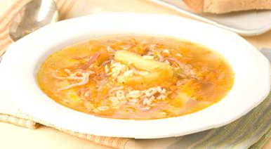 Суп из макарон и картошки рецепты
